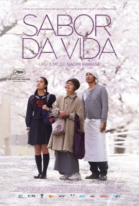 Cartaz do filme SABOR DA VIDA – An