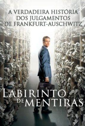 Cartaz do filme LABIRINTO DE MENTIRAS – Im Labyrinth des Schweigens