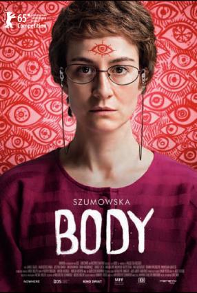 Cartaz do filme BODY –  Cialo