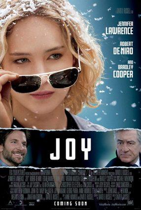 Cartaz do filme JOY – O NOME DO SUCESSO – Joy