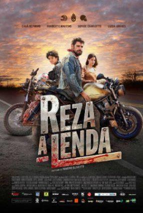 Cartaz do filme REZA A LENDA
