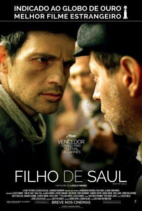 Cartaz do filme FILHO DE SAUL