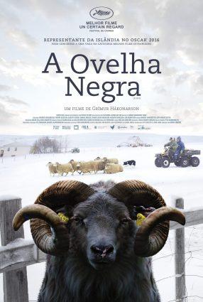 Cartaz do filme A OVELHA NEGRA  – Hrútar