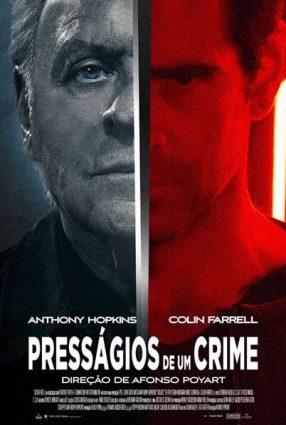 Cartaz do filme PRESSÁGIOS DE UM CRIME – Solace