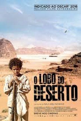 Cartaz do filme O LOBO DO DESERTO – Theeb