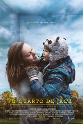 Cartaz do filme O QUARTO DE JACK  – Room