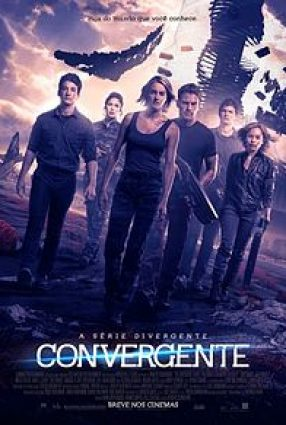 Cartaz do filme CONVERGENTE – The Divergent Series: Allegiant