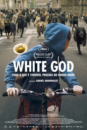 Cartaz do filme WHITE GOD