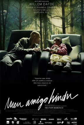 Cartaz do filme MEU AMIGO HINDU – My Hindu Friend