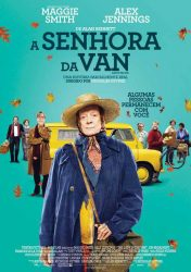 A SENHORA DA VAN – The Lady in the Van