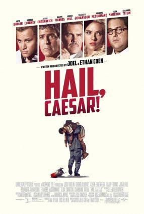 Cartaz do filme AVE, CÉSAR! – Hail, Caesar!