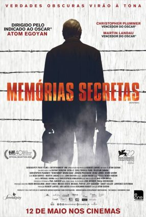 Cartaz do filme MEMÓRIAS SECRETAS – Remember