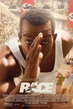 Cartaz do filme RAÇA – Race