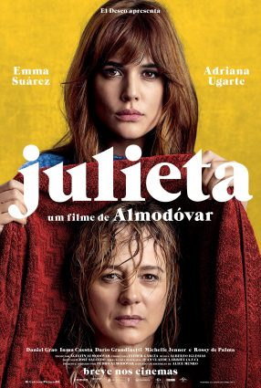 Cartaz do filme JULIETA