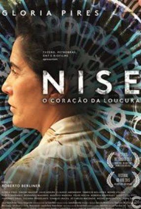 Cartaz do filme NISE: O CORAÇÃO DA LOUCURA