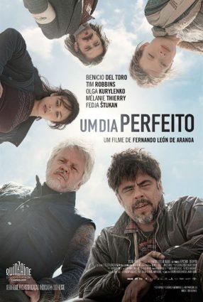 Cartaz do filme UM DIA PERFEITO – A Perfect Day