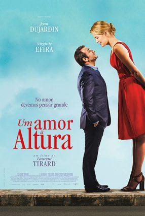 Cartaz do filme UM AMOR À ALTURA – Un Homme à la Hauteur
