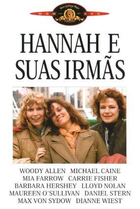 Cartaz do filme HANNAH E SUAS IRMÃS – Hannah and Her Sisters