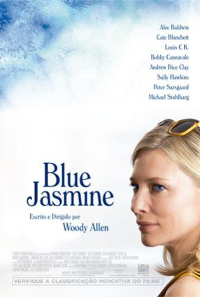 Cartaz do filme BLUE JASMINE