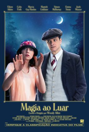 Cartaz do filme MAGIA AO LUAR – Magic in the Moonlight