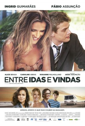 Cartaz do filme ENTRE IDAS E VINDAS