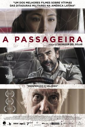 Cartaz do filme A PASSAGEIRA – MAGALLANES