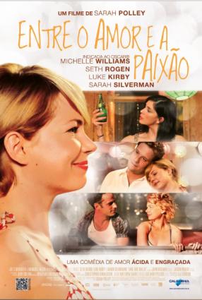 Cartaz do filme ENTRE O AMOR E A PAIXÃO – Take This Waltz