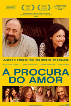 Cartaz do filme À PROCURA DO AMOR – Enough Said