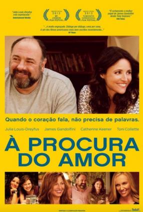 Cartaz do filme À PROCURA DO AMOR – Enough Said
