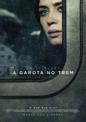 A GAROTA NO TREM – The Girl on the Train