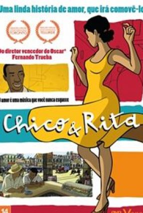 Cartaz do filme CHICO & RITA