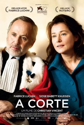 Cartaz do filme A CORTE – L'Hermine