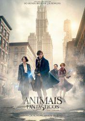 ANIMAIS FANTÁSTICOS E ONDE HABITAM – Fantastic Beasts and Where to Find Them