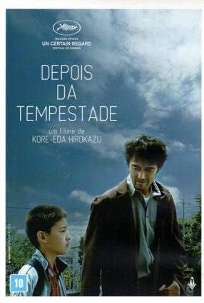 Cartaz do filme DEPOIS DA TEMPESTADE – After the Storm