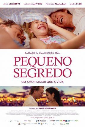 Cartaz do filme PEQUENO SEGREDO