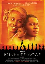 RAINHA DE KATWE – Queen of Katwe