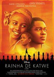 RAINHA DE KATWE – Queen of Katwe