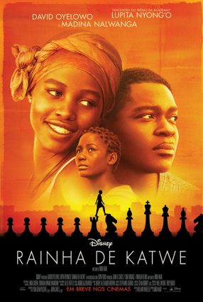Cartaz do filme RAINHA DE KATWE – Queen of Katwe