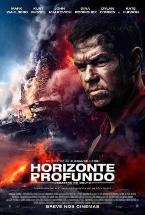 Cartaz do filme HORIZONTE PROFUNDO – Deepwater Horizon