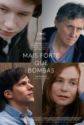Cartaz do filme MAIS FORTE QUE BOMBAS – Louder Than Bombs