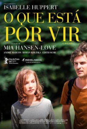 Cartaz do filme O QUE ESTÁ POR VIR –  L'Avenir