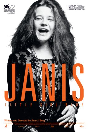 Cartaz do filme JANIS: LITTLE GIRL BLUE