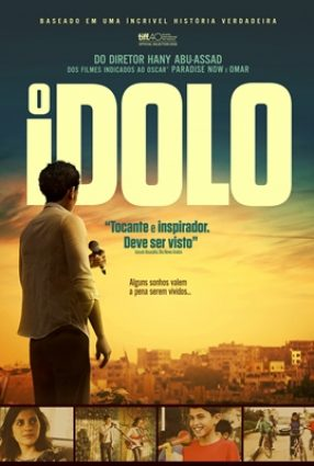Cartaz do filme O ÍDOLO – The Idol