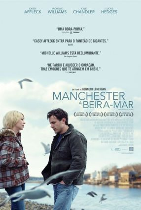 Cartaz do filme MANCHESTER À BEIRA-MAR – Manchester by the Sea
