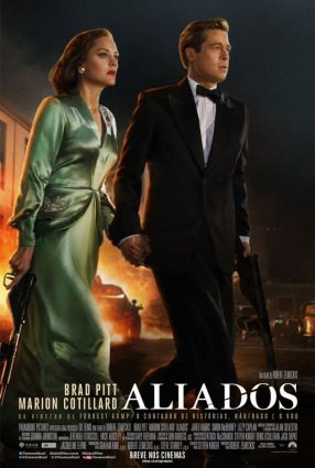 Cartaz do filme ALIADOS – Allied