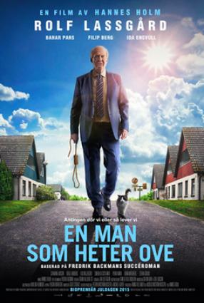 Cartaz do filme UM HOMEM CHAMADO OVE – A Man Called Ove