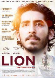 LION – UMA JORNADA PARA CASA – Lion