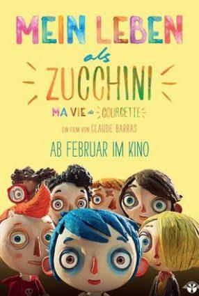 Cartaz do filme MINHA VIDA DE ABOBRINHA