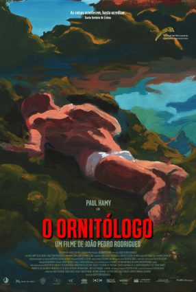 Cartaz do filme O ORNITÓLOGO