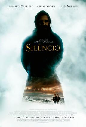 Cartaz do filme SILÊNCIO – Silence